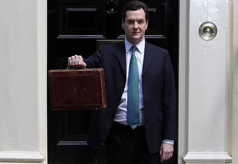 Chancellor George Osborne Delivers Emergency Budget