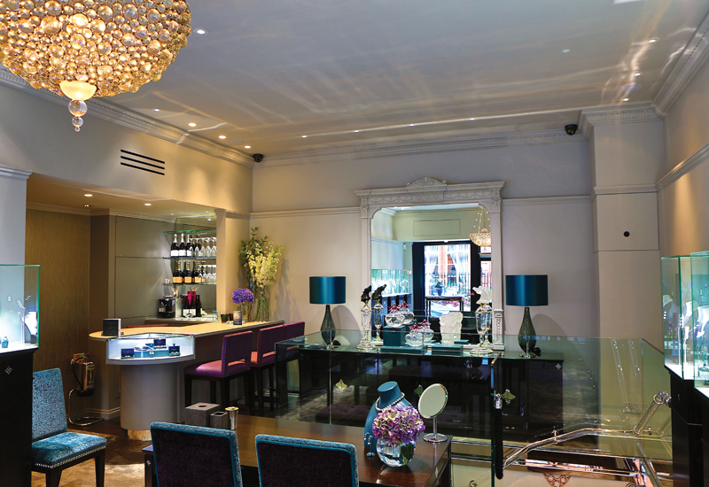 low priced 57d0c d7637 STORE ENVY: David Marshall London - Professional Jeweller