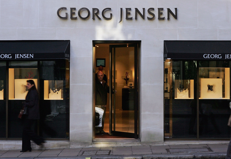 Georg Jensen Replaces Models With Champion Boxer Tv Chef And Motorcross Rider