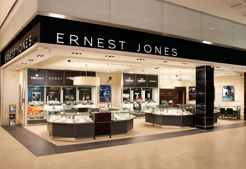 4665fe3be Ernest Jones opens first London outlet store - Professional Jeweller