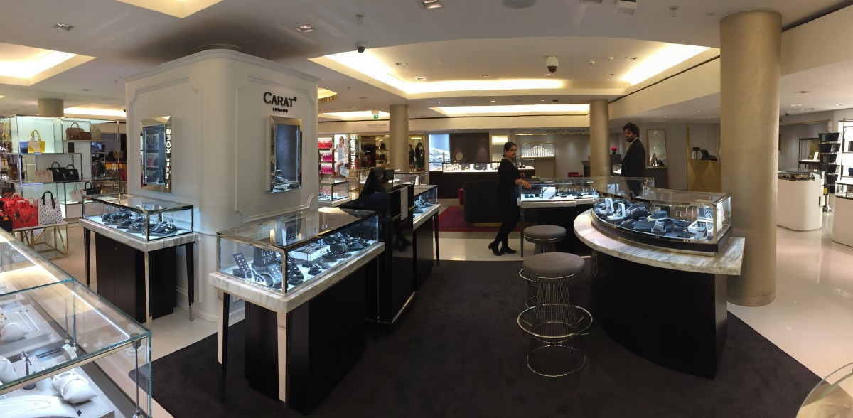 Carat Harrods new shop-in-shop (2)