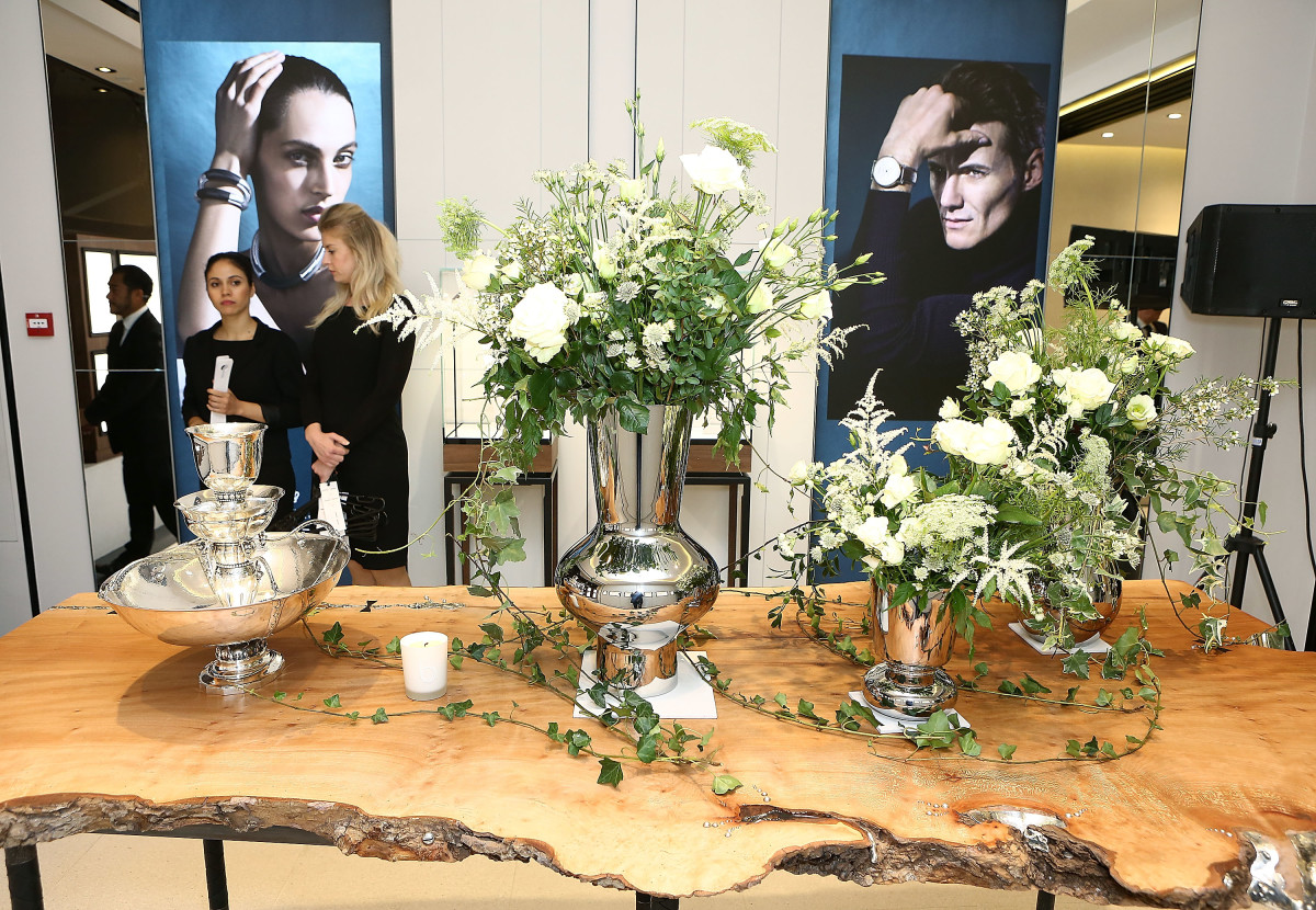 Georg Jensen Flagship Launch, Mount Street