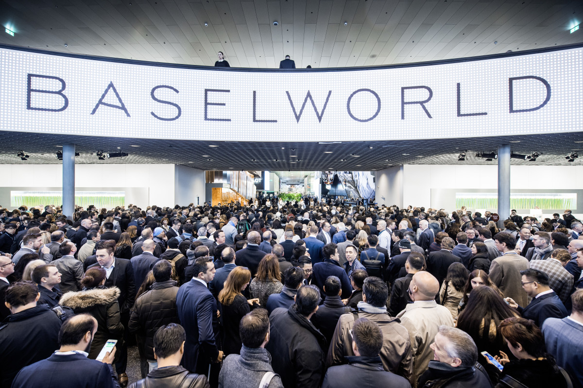 Has Baselworld got its 2020 show timings right after all?