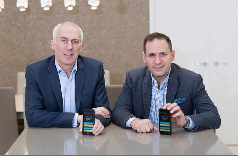 Jewellery Trader co founders