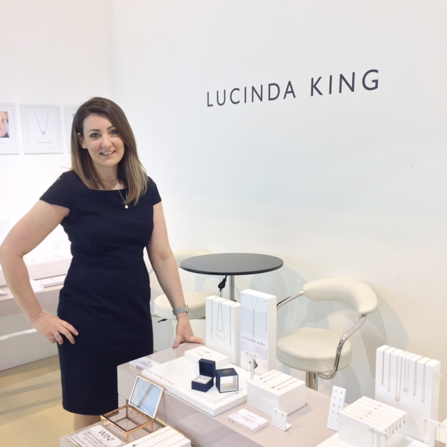 Jewellery watch Lucinda King