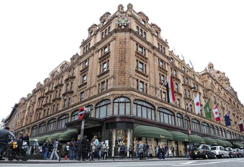 BRITAIN-RETAIL-COMPANY-QATAR-HARRODS