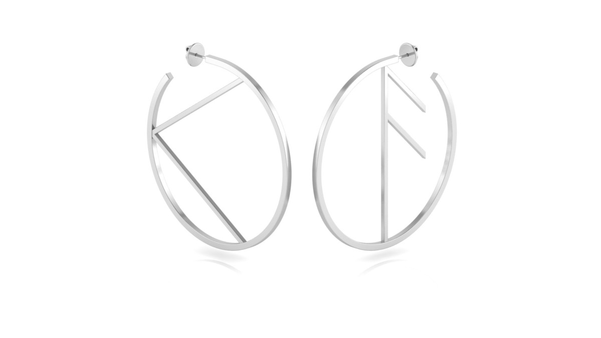 HargreavesStockholm_Empowerment_Large Earring_BigKnowledge_Silver_1_350 UK