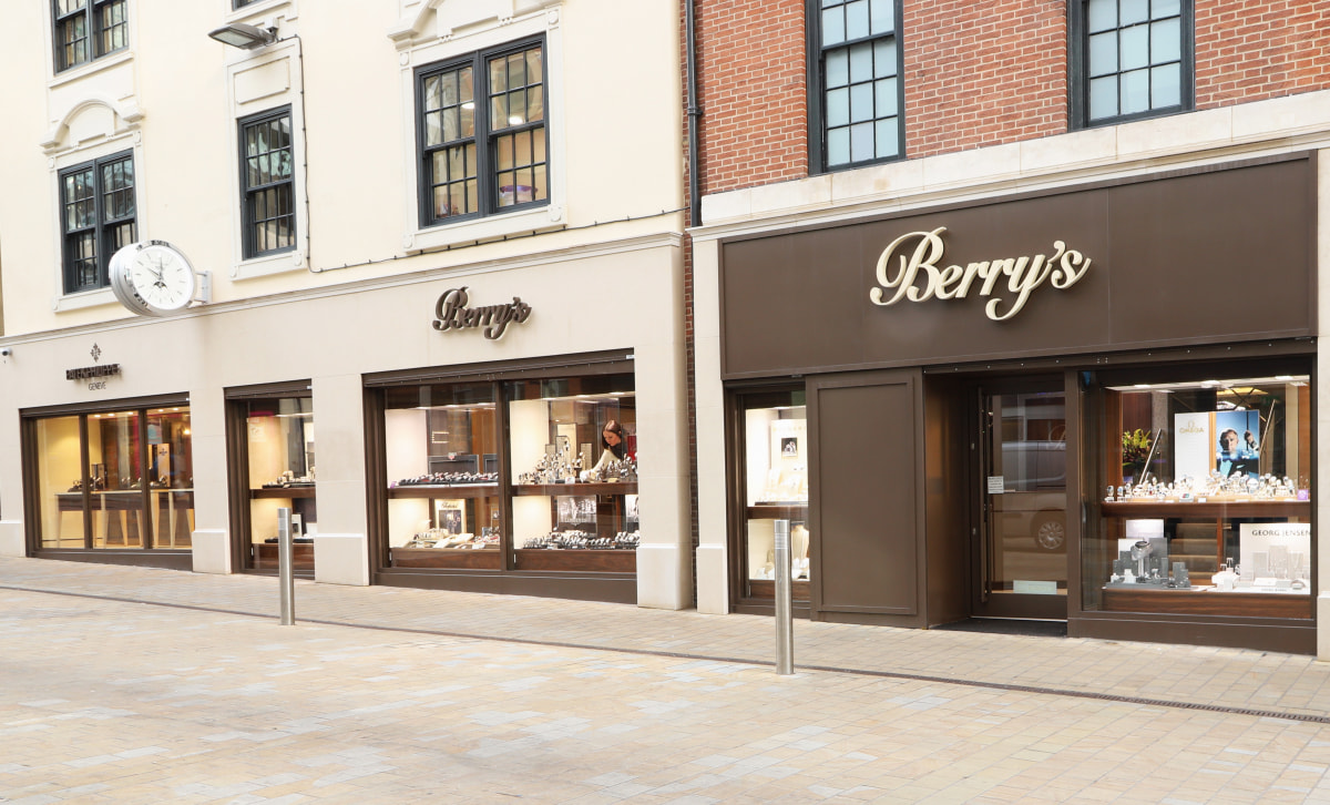 Berry's Jewellers pledges to provide full pay for staff