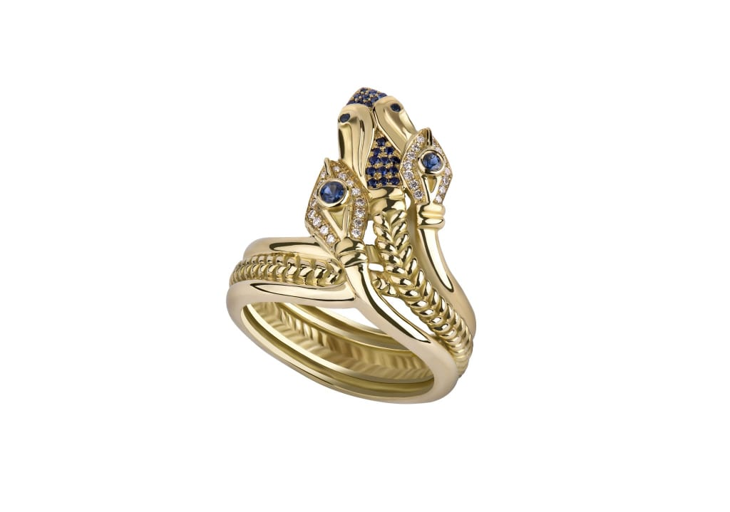 Azza Fahmy extends popular Gypsy collection