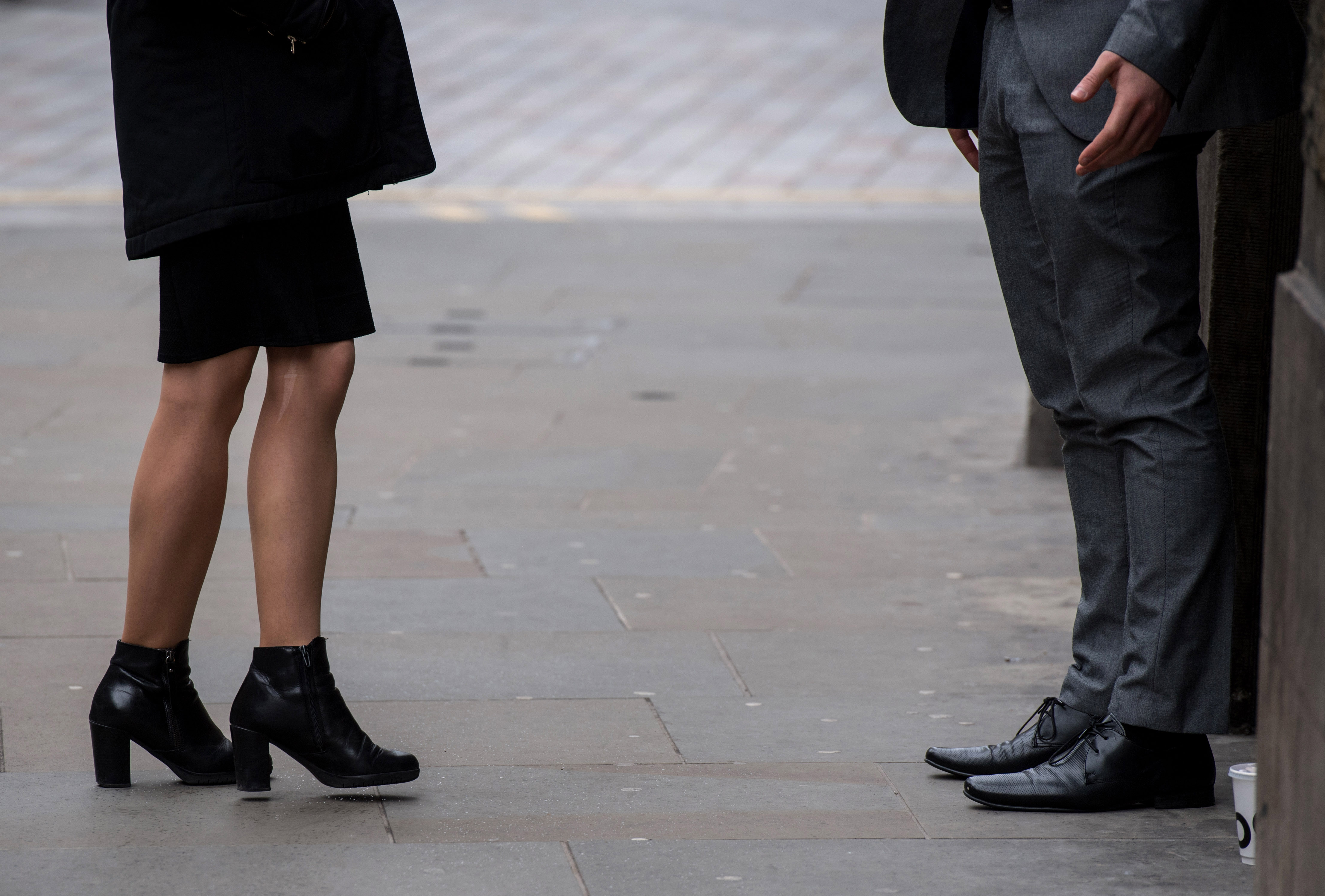 Deadline For Firms To Reveal Gender Pay Gap