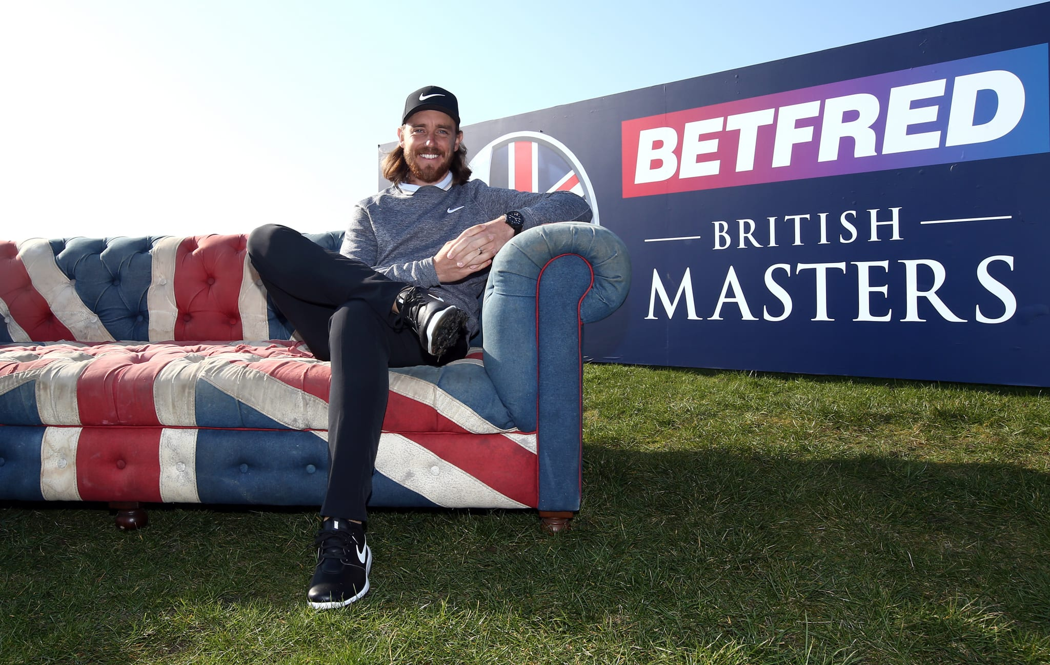 British Masters – Tommy Fleetwood