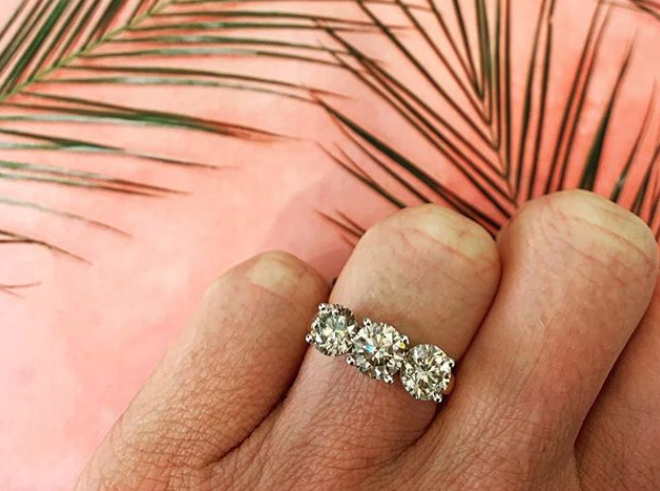 dea16baa8 Over one third of women pick their own engagement rings. JewelleryNews ...