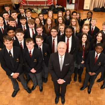 THE WATCHES OF SWITZERLAND GROUP KICKS OFF UK WIDE SCHOOLS TOUR WITH NORTH EAST VISIT 2
