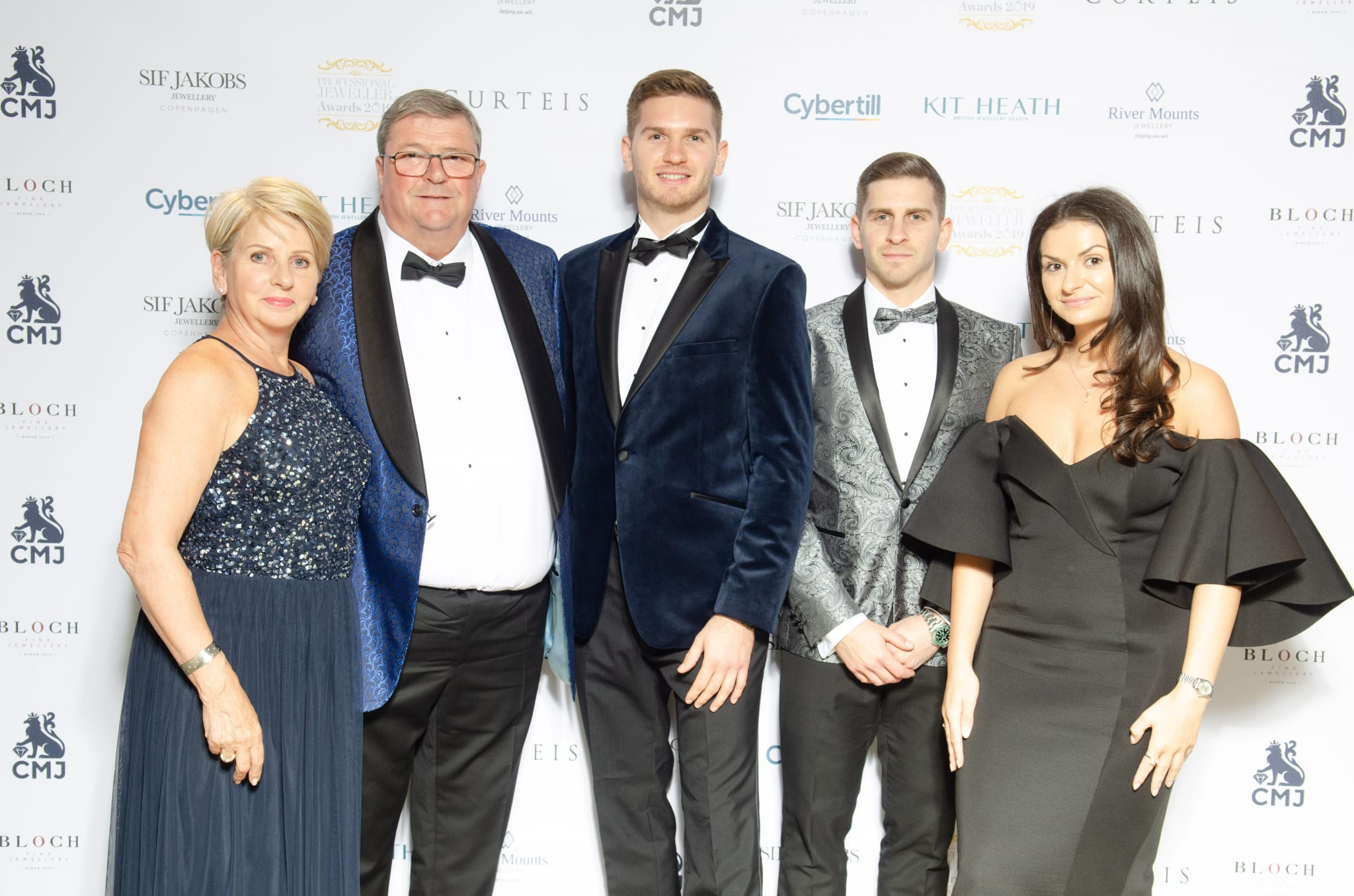 RED CARPET: Professional Jeweller welcomes industry leaders to 2019 Awards