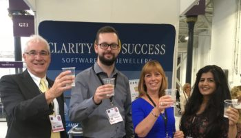 The Clarity & Success team celebrates its success at IJL 2019