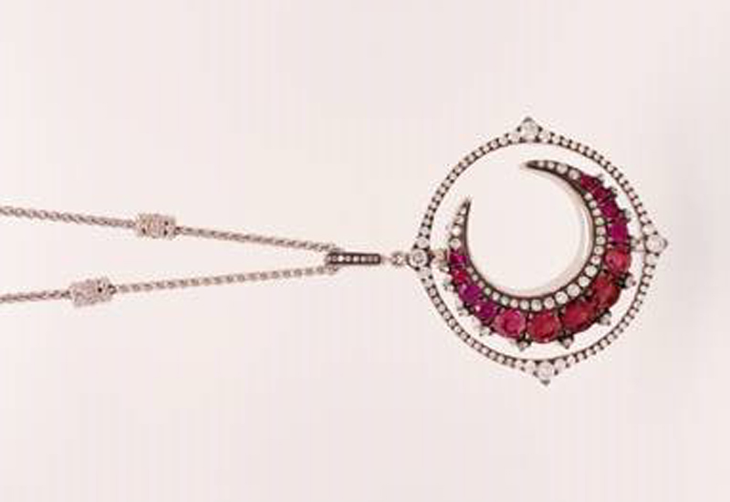 Annoushka flies the flag with new releases for Doha Jewellery & Watches 2020