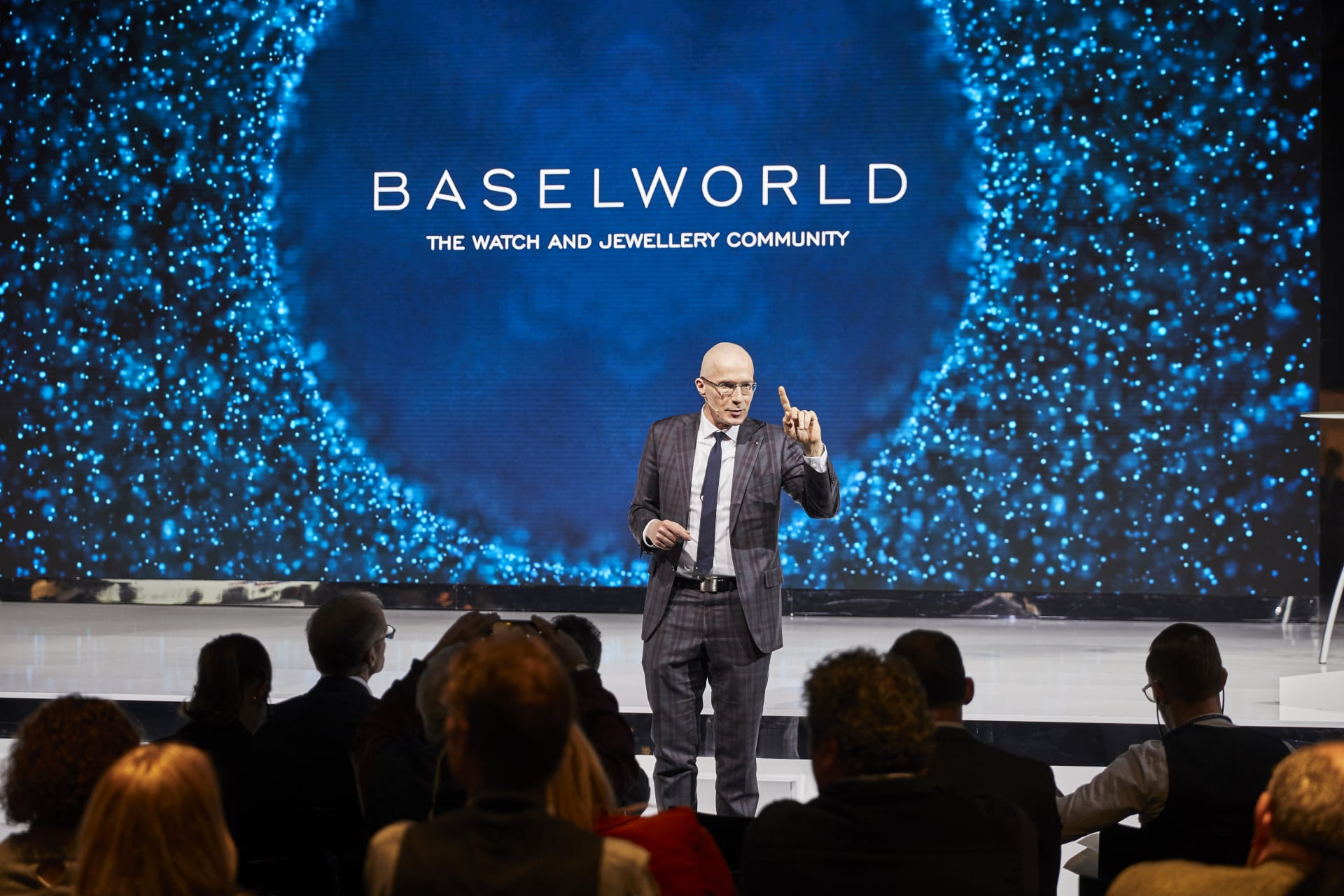 """Baselworld """"on track"""" to open as scheduled"""