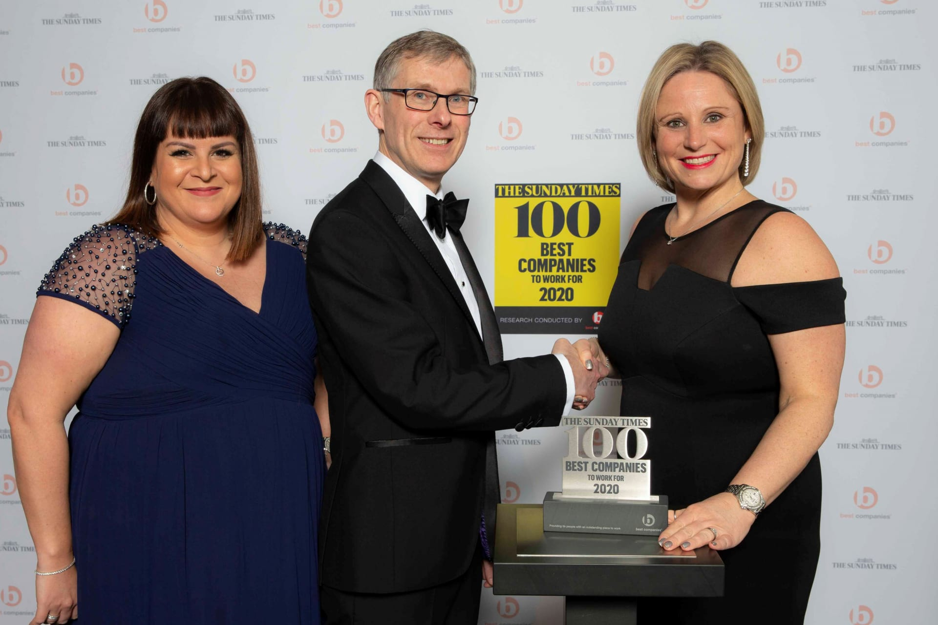 Beaverbrooks wins trio of 'best to work for' awards