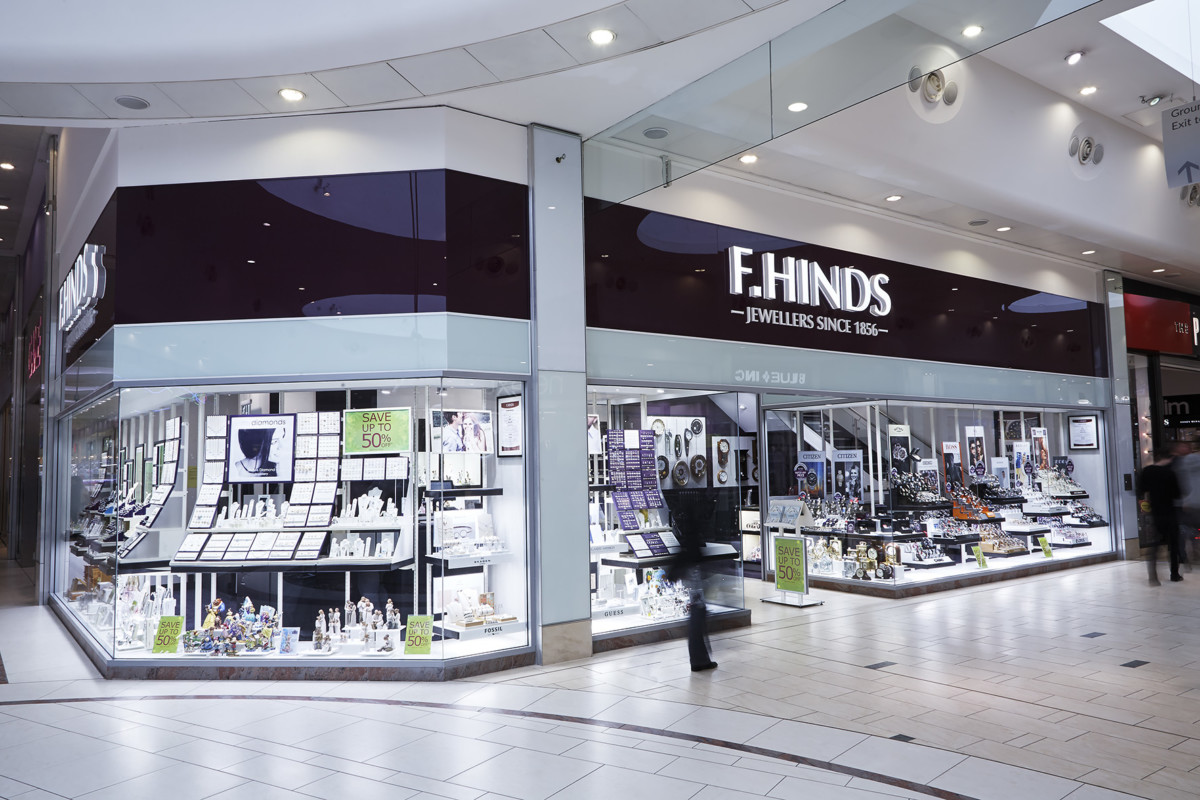 F Hinds fears for the future of retail in smaller towns