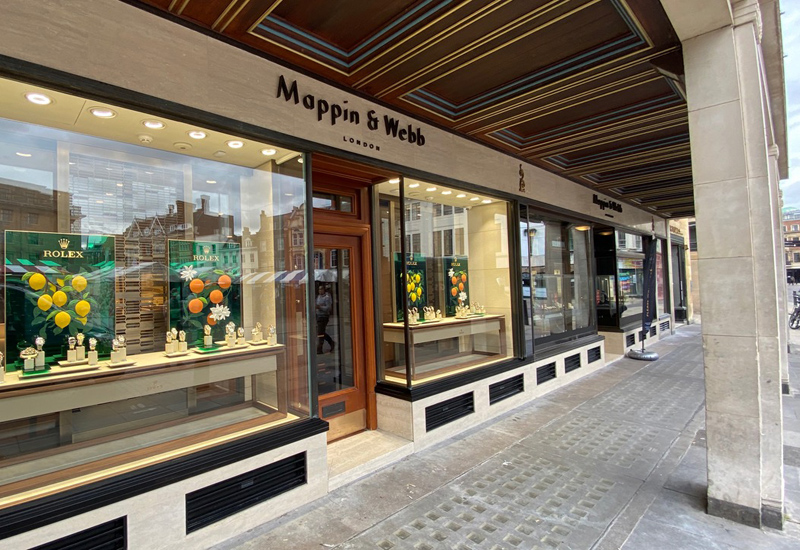 FIRST LOOK: Mappin & Webb Cambridge reopens after extensive renovation