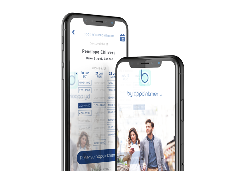 App that cuts queues and eases safety concerns could aid jewellers as shoppers return to the high street in greater numbers